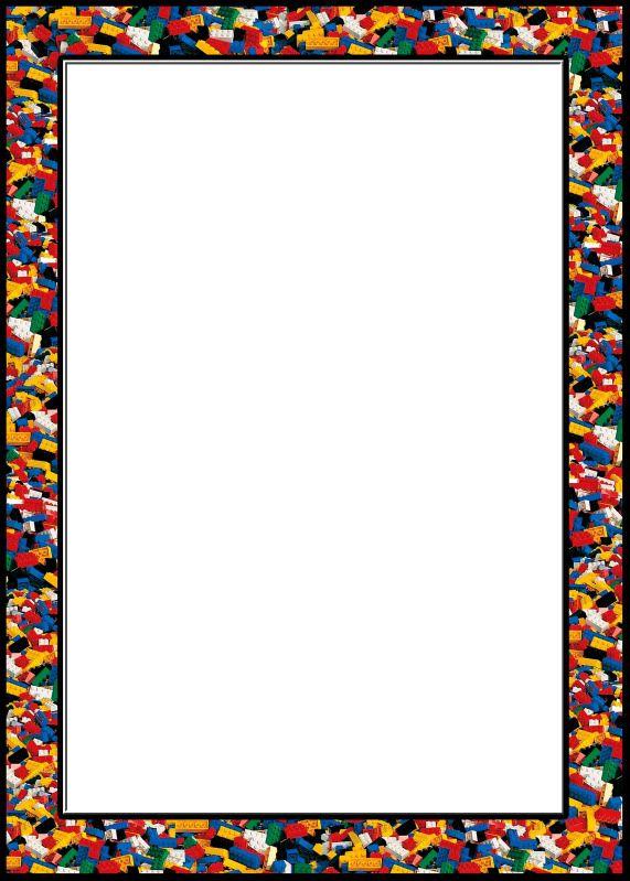 637 best Lego Printables images on Pinterest   Fiesta lego, Free ...