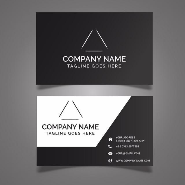 128 best business cards images on pinterest contact paper craft visiting card business logo name address location company flashek Choice Image