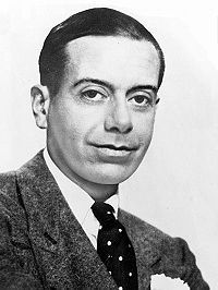 Cole Albert Porter was an American composer and songwriter. Born to a wealthy family in Indiana, he defied the wishes of his domineering grandfather and took up music as a profession. Classically trained, he was drawn towards musical theatre. After a slow start, he began to achieve success in the 1920s, and by the 1930s he was one of the major songwriters for the Broadway musical stage. Unlike most successful Broadway composers, Porter wrote both the lyrics and the music for his songs.
