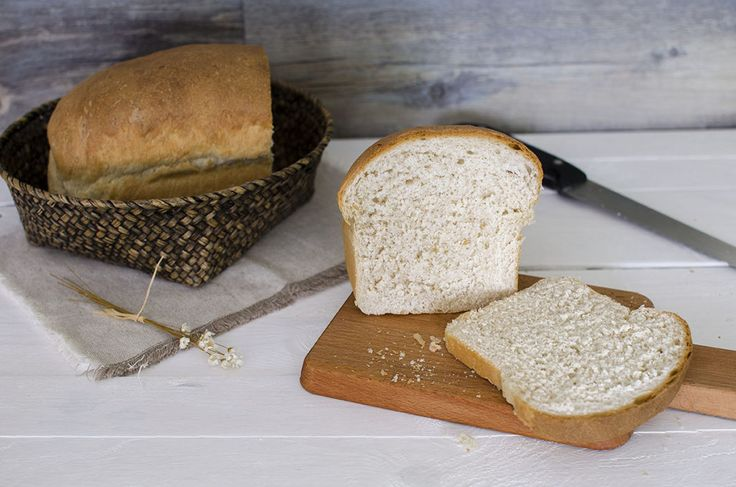 Pan de molde casero | Receta Mycook