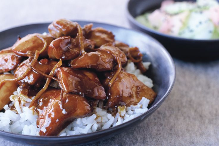Sweet, sour, salty and bitter - these four flavours are combined to create a hearty Asian chicken stir-fry which will take your taste-buds on a journey.