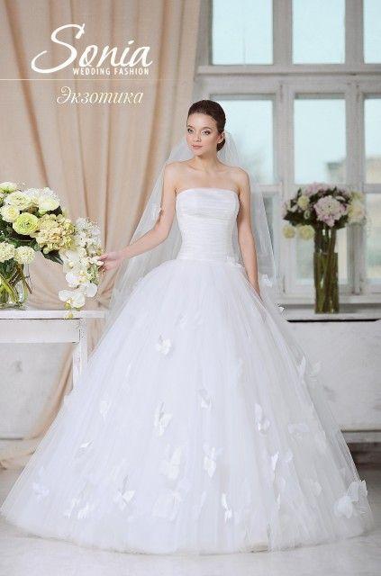Sonia Wedding Fashion 2013 - Экзотика