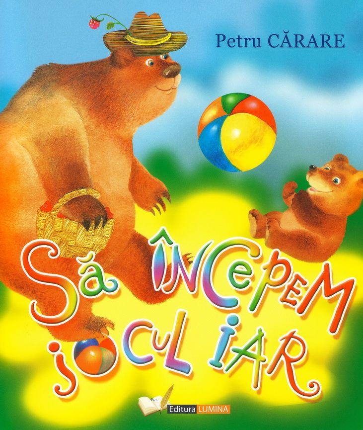 Să Începem Jocul Iar: Petru Cărare: 978-9975-65-277-3 - Bestseller.md