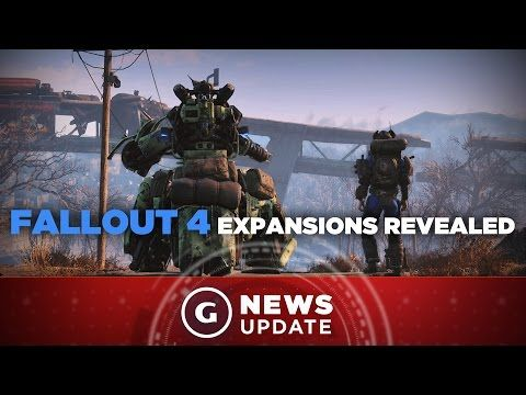 Fallout 4 Expansions Revealed - GS News Update