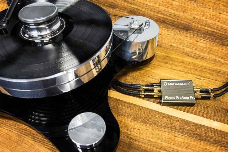 Mit dem Oehlbach Phono PreAmp Pro stellt der deutsche Kabel- und Elektronik-Hersteller einen Phono-Vorverstärker der 3-Sterne-Kategorie vor. http://www.modernhifi.de/oehlbach-phono-preamp-pro-160322/