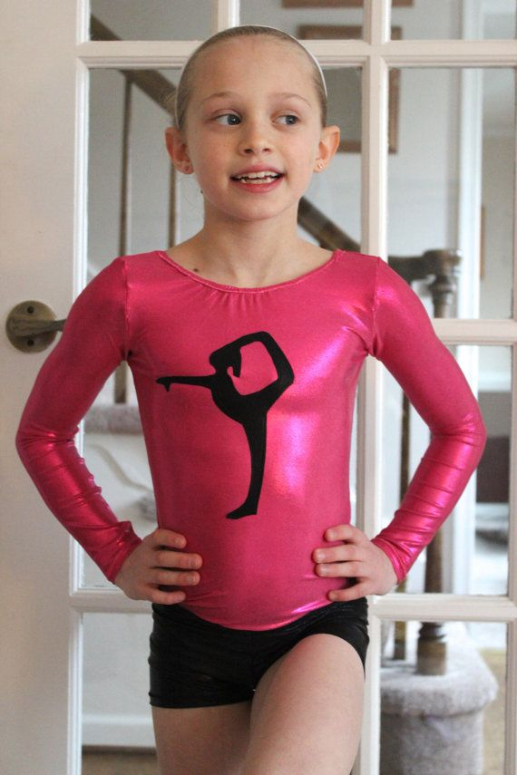 Hey, I found this really awesome Etsy listing at https://www.etsy.com/listing/223845416/girls-long-sleeve-gymnastics-leotard