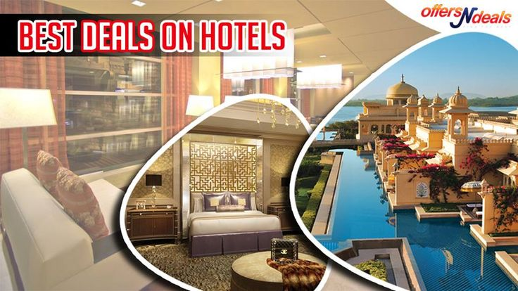 Take best deals and offers on hotel. Visit and take best deals.