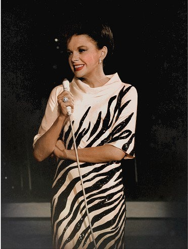 """Judy Garland - this magnificent, multi-talented woman was indisputably """"The World's Greatest Entertainer"""".  Was there ever such a voice, coupled with such showmanship, that could thrill audiences more?  Over 40 years after her death, there is still no one who can touch her magic."""