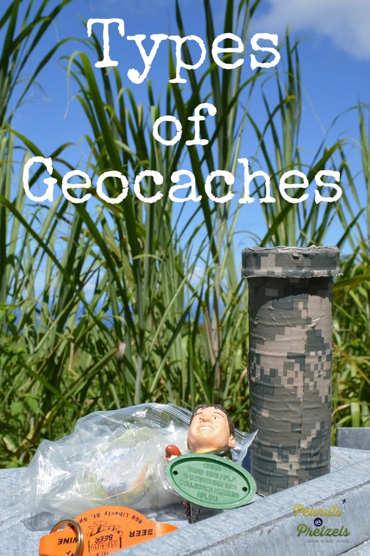 Geocaching 101: What types of geocaches are there? -