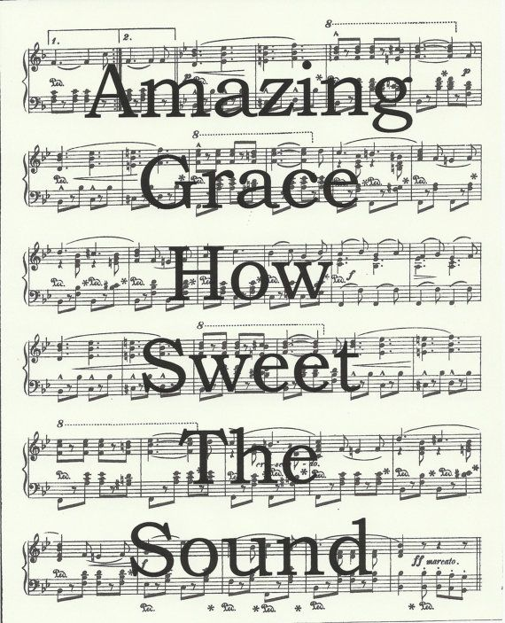 17 Best Ideas About Amazing Grace Sheet Music On Pinterest