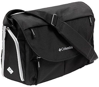 You'll love the ease of travelling with your little one thanks to the Columbia Outfitter Expandable Diaper Bag. It features an expandable main compartment with accessory pockets and lots of convenient additional exterior storage. Now you can get this dads #diaperbag for only $39.99 at http://www.toysrus.com/buy/sling-messengers/columbia-outfitter-diaper-bag-black-92-16289-09-73-20275606
