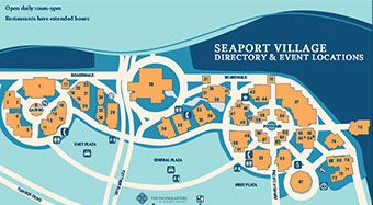 Guide to Shopping at Seaport Village, San Diego, California -- plenty of unique shops!