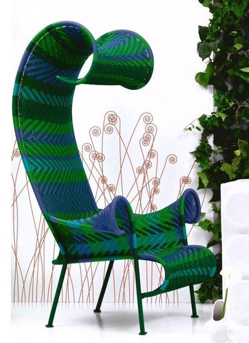 whimsical furniture and decor. modern outdoor chair from moroso i love the colors and whimsical design furniturefurniture decorfurniture furniture decor