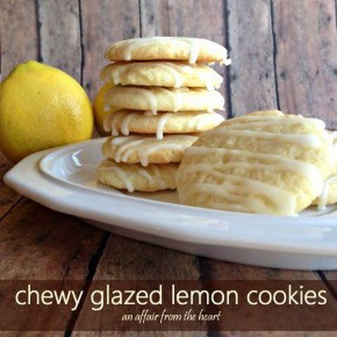 Glazed Lemon Cookies | Cookies | Pinterest | Lemon cookies, Cookies ...