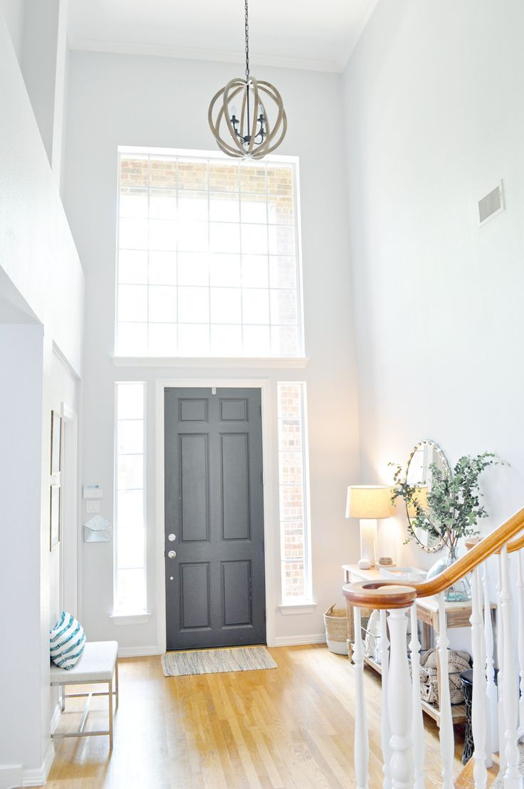 Our Budget Friendly Entryway Update Elegant Entryway Home