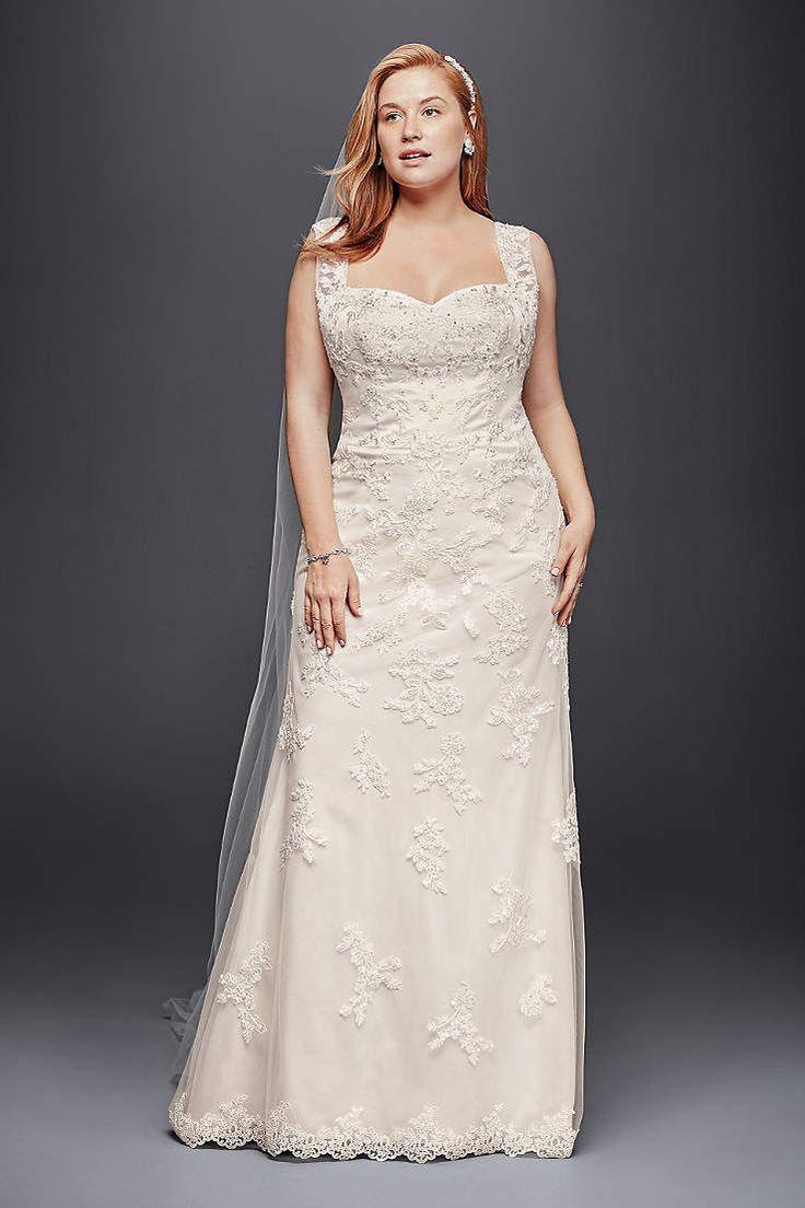 89 besten Hochzeitkleider Bilder auf Pinterest   Hochzeitskleider ...