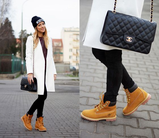 Timberland's can be chic!