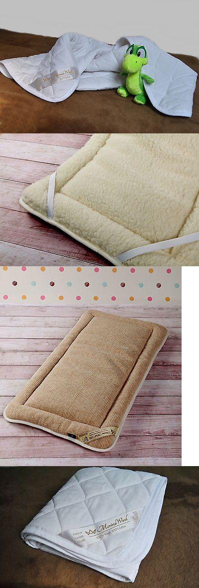 Duvet Inserts 18646: Baby Set Merino Wool Duvet 120 X 150Cm 4.5Tog +Pillow+ Cot Bed Mattress Topper -> BUY IT NOW ONLY: $131.74 on eBay!