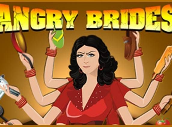 Angry Brides - angrybrides.in - An Anti-Dowry Game