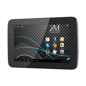 Tablet marki Kruger&Matz KM 793 - Twój świat w jednym urządzeniu.  Kompaktowa konstrukcja Pozwala na zabranie tabletu ze sobą praktycznie wszędzie.  Wydajność Pomimo małych rozmiarów, charakteryzuje się wysoką wydajnością.  Rozrywka Poza standardowymi funkcjonalnościami, z powodzeniem posłuży jako przenośna mini konsola do gier.