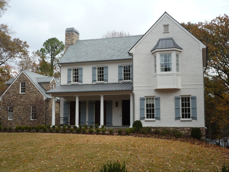 112 Best Images About Exterior On Pinterest Exterior Colors Atlanta Homes