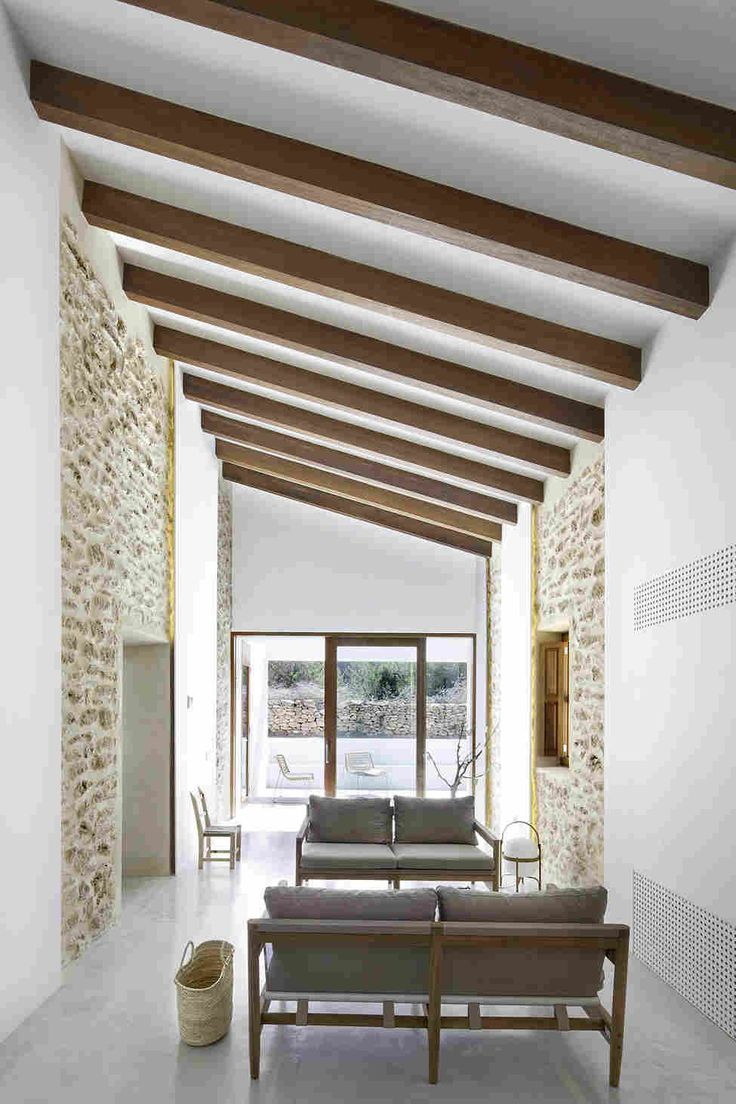 Частная резиденция на острове Форментера, Испания