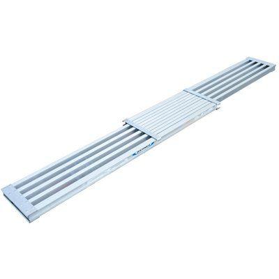 Werner Adjustable Aluminum Work Platform