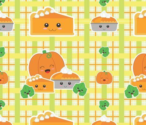 Pumpkin Pie plz by amimi