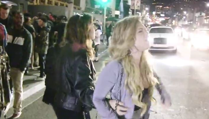 New PopGlitz.com: WATCH: Chanel West Coast Cusses at Black Security Guard for Not Letting Her into a Club - http://popglitz.com/watch-chanel-west-coast-cusses-at-black-security-guard-for-not-letting-her-into-a-club/