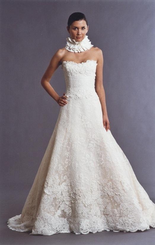 Best Vera Wang Nathalie gown Vera Wang gowns are sold at The Bridal Salon at Saks
