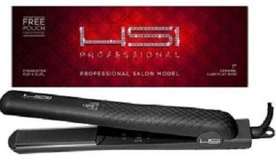 HSI Professional Ceramic Tourmaline Ionic Flat Iron... Check its features and reviews on the table at http://www.hairstraightenermodels.com/flat-iron-comparison/
