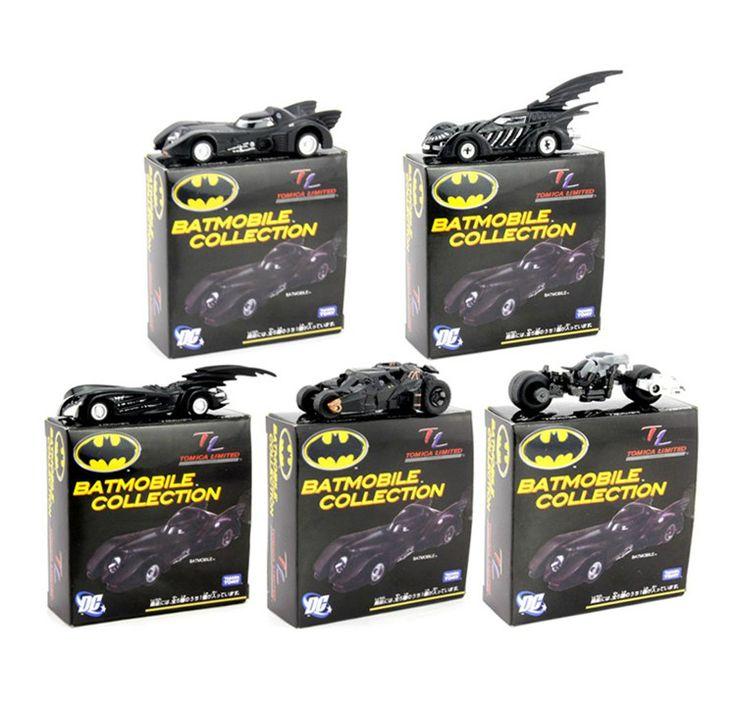 5pc Toy Batmobile collection //Price: $39.99 & FREE Shipping //     #Batman