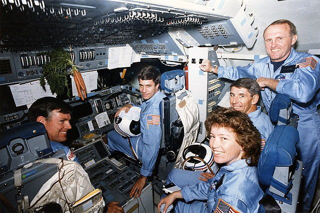 Today marks the birthday of Anna Lee Fisher, an accomplished astronaut who has contributed over 30 years of work to NASA. Born August 24, 1949, Fisher was one of the United States' first female ast…