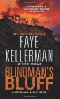 Faye Kellerman  I like Faye's books but I like her husband Jonathan Kellerman books better.