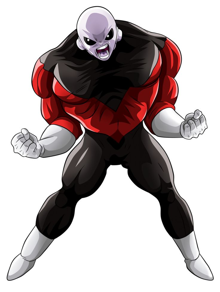 Jiren the Gray by Goku-Kakarot