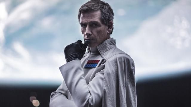 Rogue One's Ben Mendelsohn on being a Star Wars 'tragic', getting mistaken for Noah Taylor.