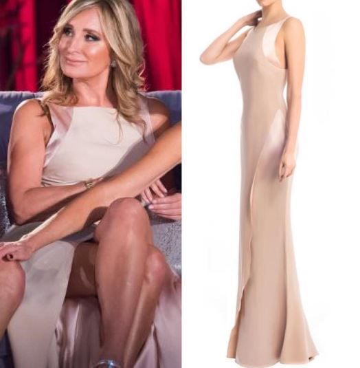 Sonja Morgan's Real Housewives of New York Season 8 Reunion Dress http://www.bigblondehair.com/real-housewives/real-housewives-new-york-season-8-reunion-dresses/