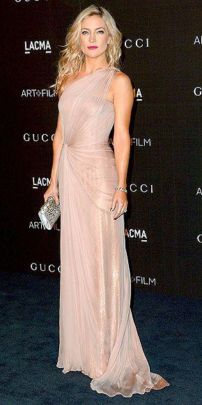 Kate Hudson in Gucci at LACMA Gala