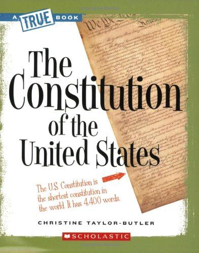 A history and characteristics of the united states constitution