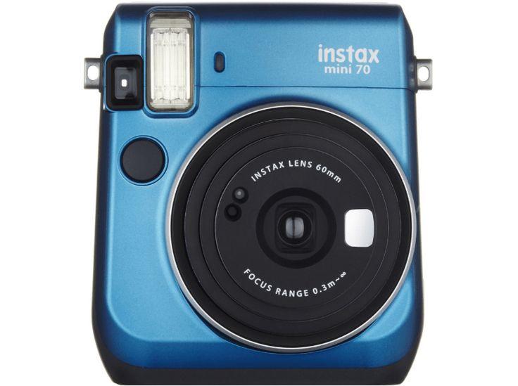 FUJI Instax Mini 70 Bleu (B13271) Appareil photo instantané