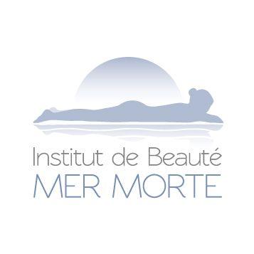 Logo institut de beauté mer morte Bordeaux #logo #institutdebeaute