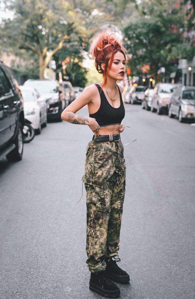6 Ways to Wear Cargo Pants   Pants, Cargo pants, Fashion