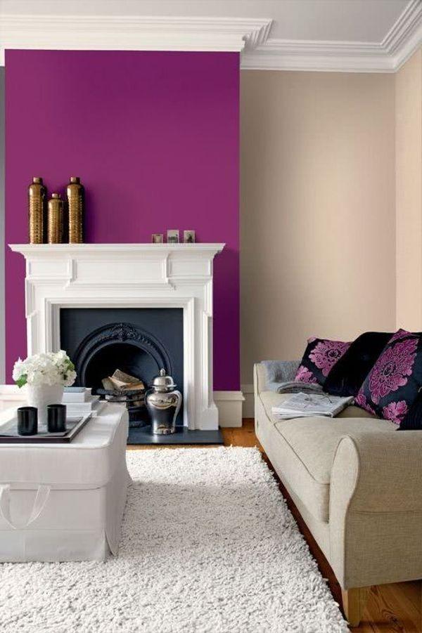 Pinturas Para Interiores Guia Basica Para La Decoracion Interior Colores Para Paredes Interiores Colores De Interiores Interiores De Recamaras