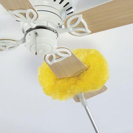 14 best clean fan images on pinterest ceiling fan blades ceiling fan duster 1999 mozeypictures Choice Image
