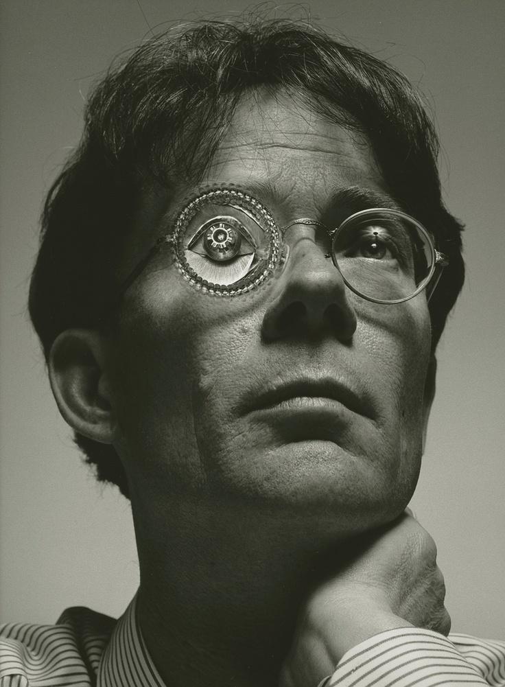 William Gibson — Metallic Eye