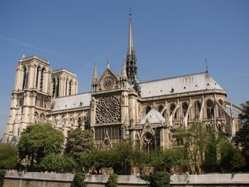 So excited! I can not wait to visit Notre Dame De Paris Cathedral in France