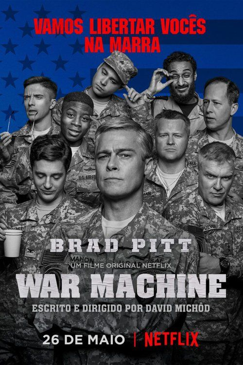 War Machine Full-Movie | Download War Machine Full Movie free HD | stream War Machine HD Online Movie Free | Download free English War Machine 2017 Movie #movies #film #tvshow