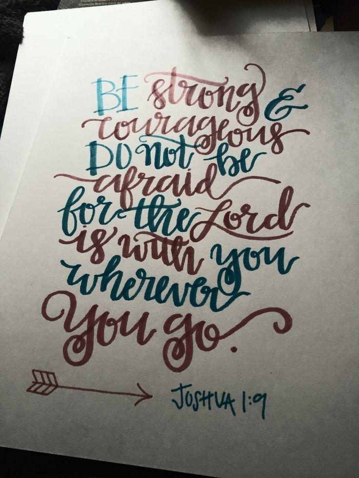 Joshua Bible Tattoos