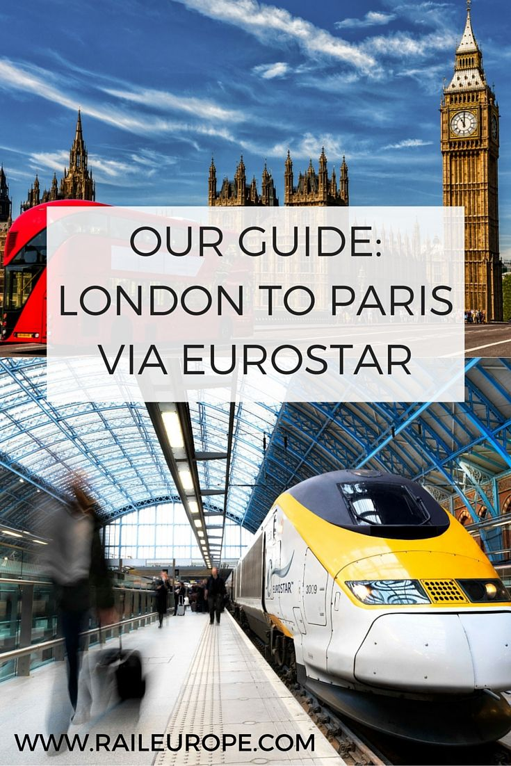Ever wanted to try out the #Chunnel train between #Paris and #London? Read on for our tips & expert advice: http://www.raileurope.com/blog/13521-london-to-paris-exploring-top-things-to-see-do
