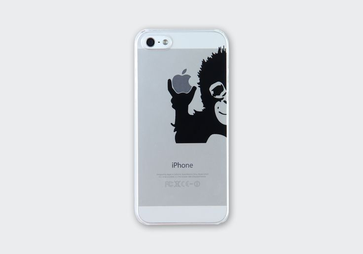Your iPhone may wear Monkey Case ☻ #iPhone #5 #5s